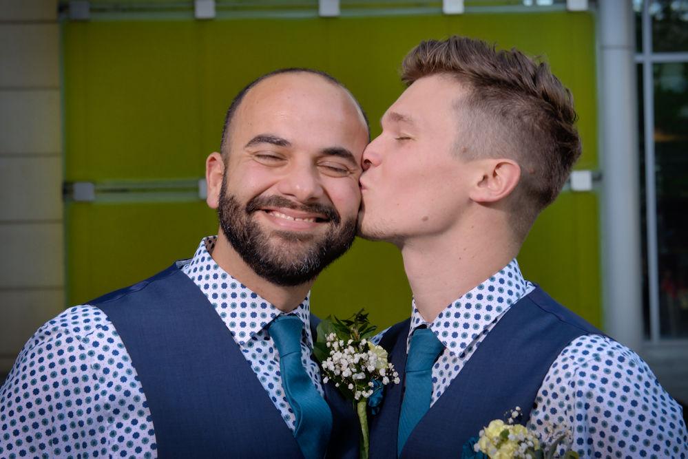 LGBT wedding, Gay wedding photography