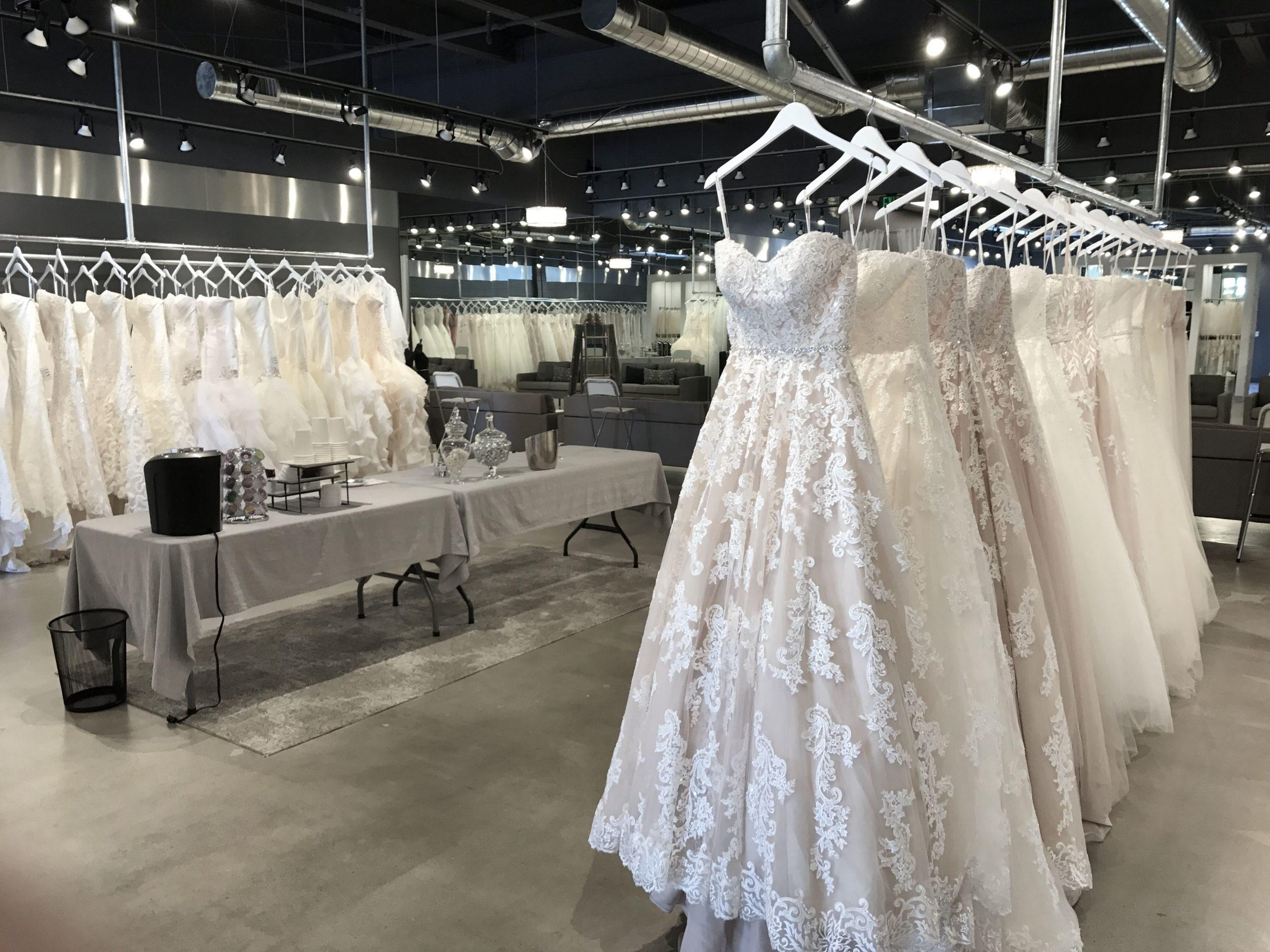 bridal showroom san-diego