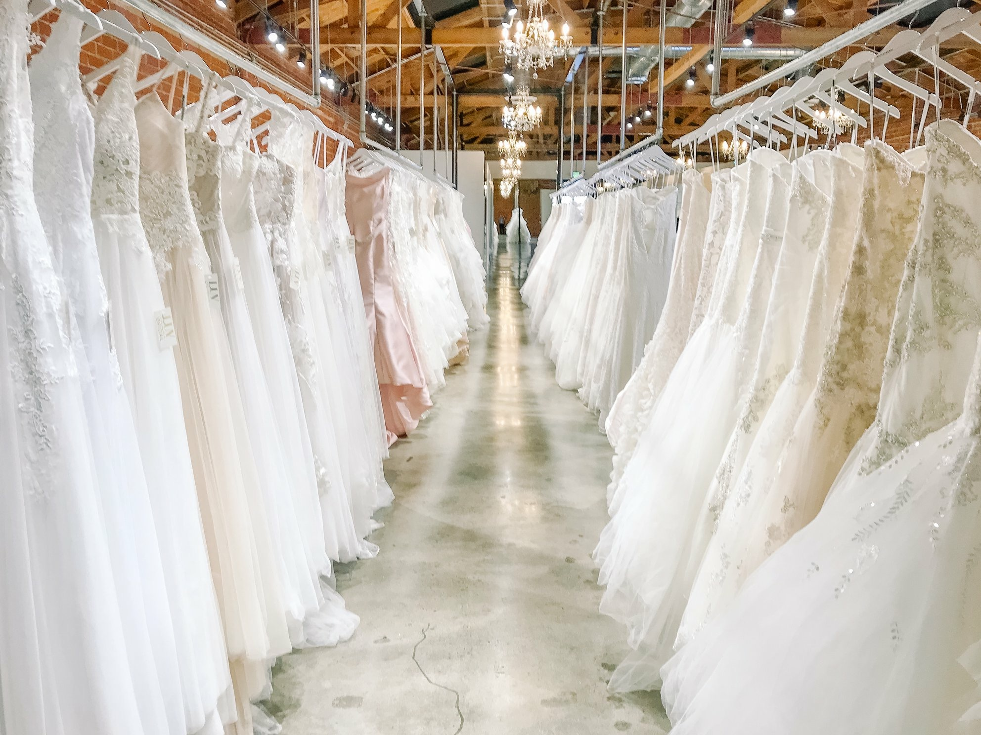 bridal showroom Los-angeles
