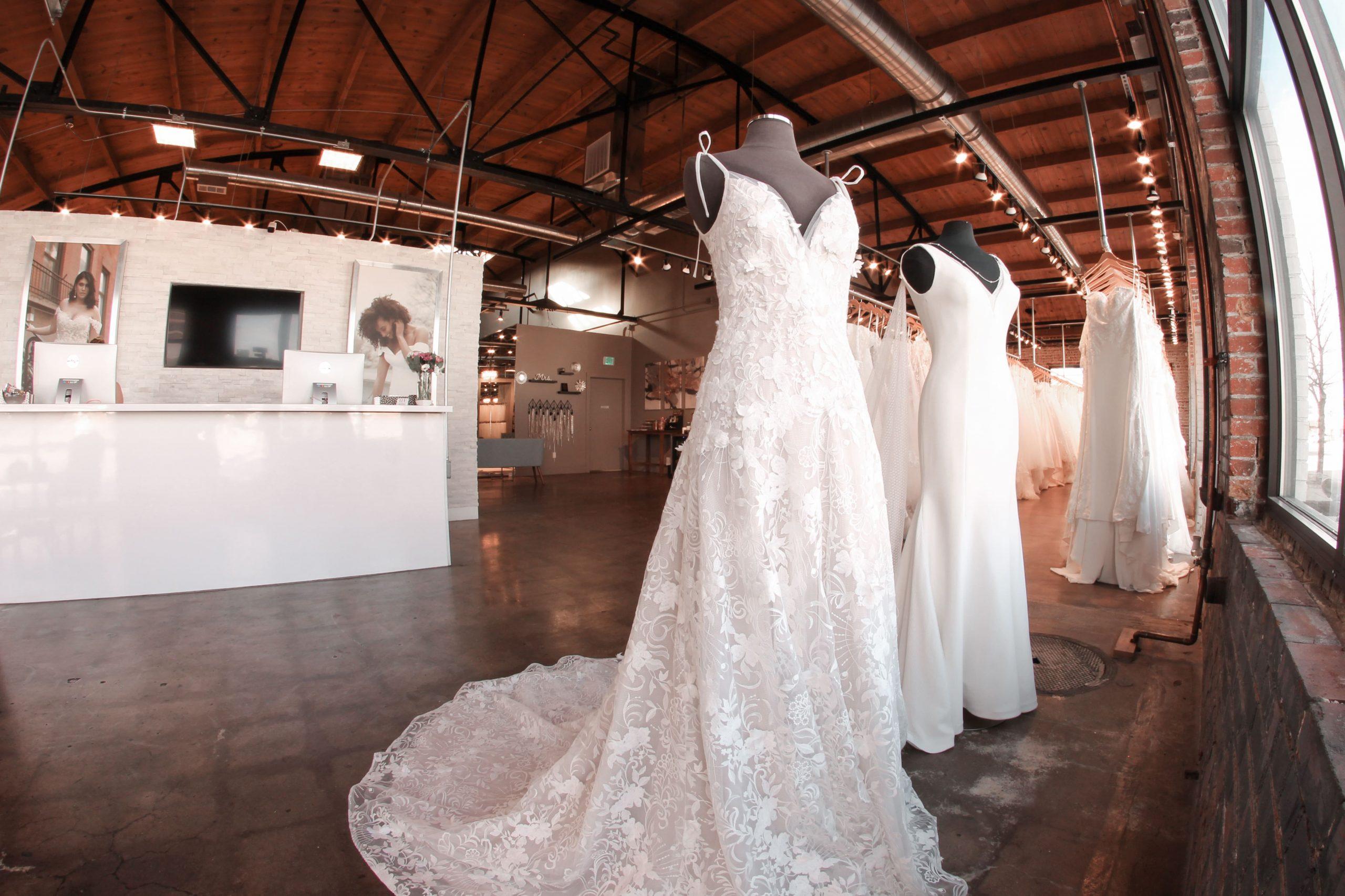 bridal showroom Denver