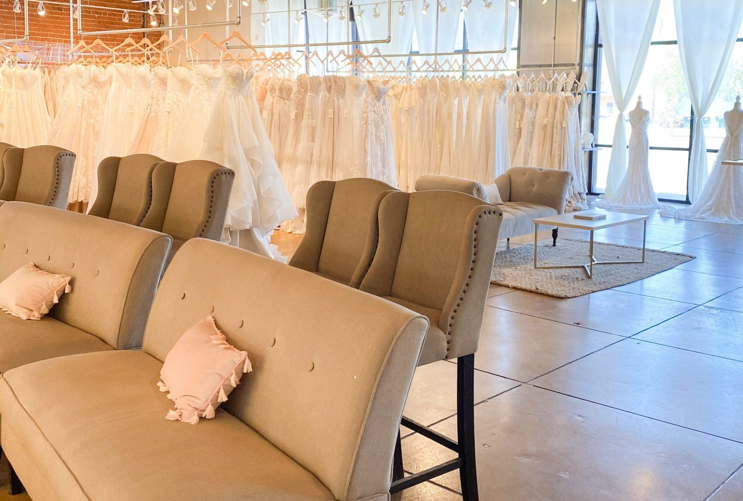 bridal showroom Phoenix