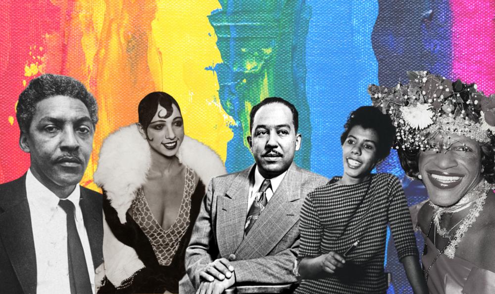 Historical LGBTQ figures