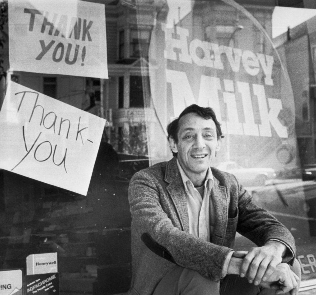 Harvey Milk (1930-1978)